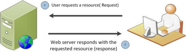 Application Request Response – ASP.NET